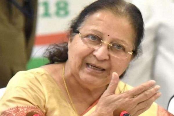 sumitra mahajan in the defense of jai prada