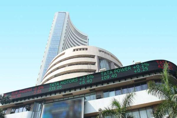 sensex rolled 291 points down with open market share