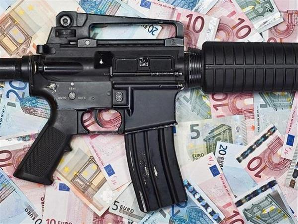 illegal weapons trade flourishing on dark web study