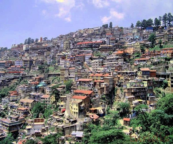 here the country name is himachal and shimla the national capital