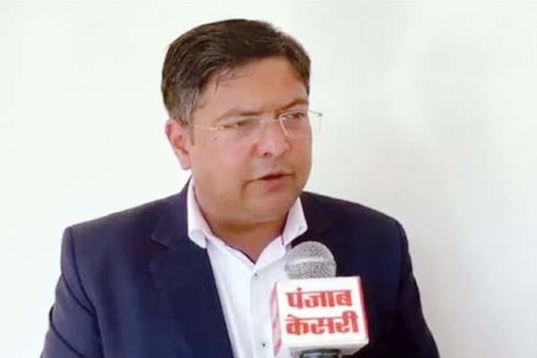 favors to make palampur as district and municipal corporation ashish butail