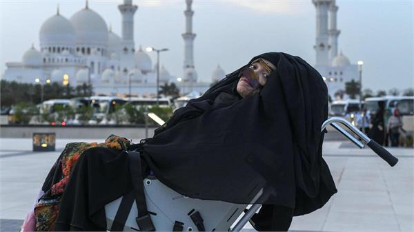 uae woman wakes up from stupor after 27 years