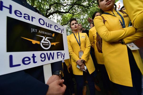 job offers to meet jet airways employees on twitter