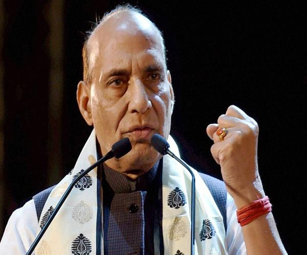 after the elections all the parties will keep their chorus rajnath