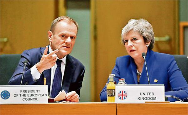 eu leaders agree to delay brexit to oct 31