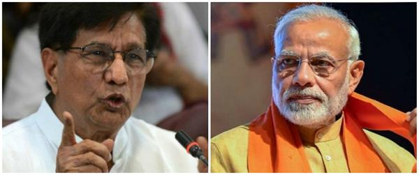 ajit singh speaks on pm says his parents have not taught the truth