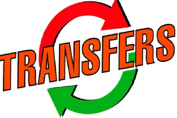 issue of transfers in mp removed niwadi collector