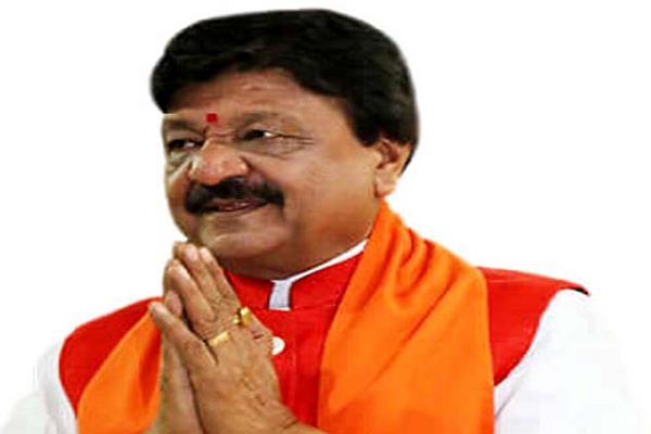 kailash vijayvargiya s announcement after tai will not fight lok sabha polls