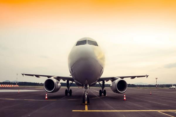 after 54 months the country s air travel growth stops