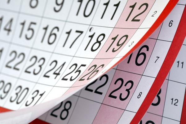 why calendar year and financial are different from each other