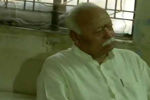 lok sabha elections rss mohan bhagwat nitin gadkari maharashtra