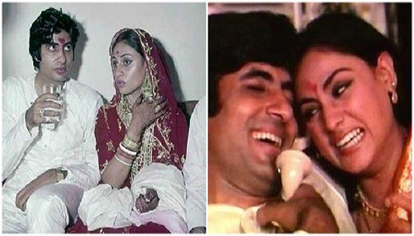 24 घंटों के अंदर अमिताभ ने की थी जया से शादी, 'शोले' की शूटिंग के वक्त थीं प्रेग्नेंट