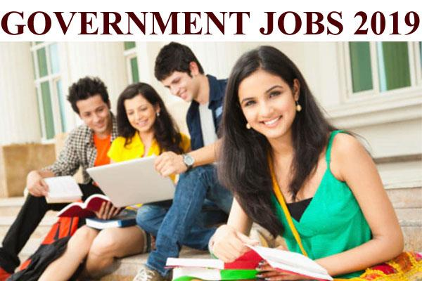 if you are interested in getting government jobs then apply