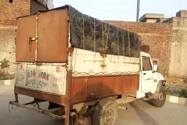 large quantities of liquor recovered in bahadurgarh