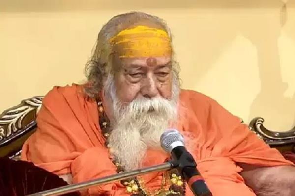 swami swatananda s attack on bjp