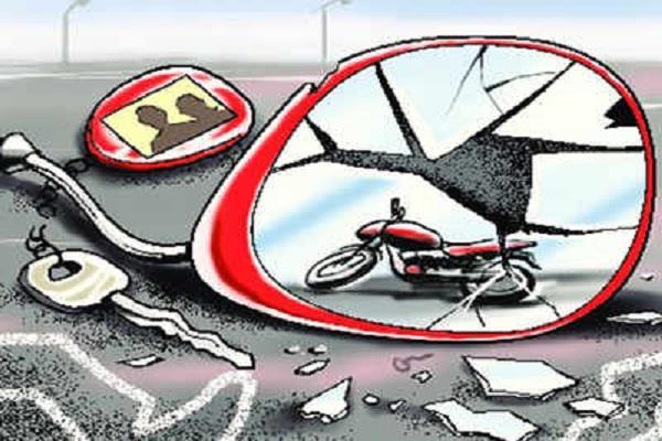 bike rider dies due to trolley grip