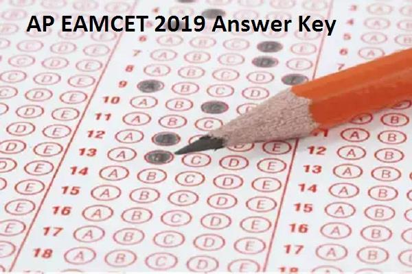 ap eamcet 2019 answer keys available