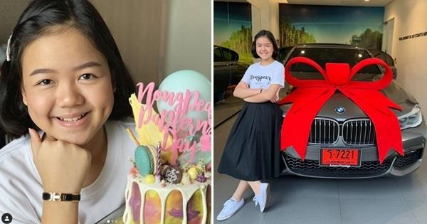 makeup artist 12 buys herself a bmw on her birthday