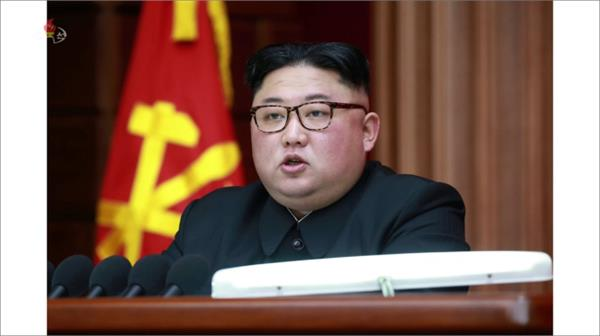 kim jong un re elected as chairman of state affairs commission