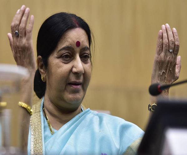 in modi raj india s status expanded in the world  sushma swaraj