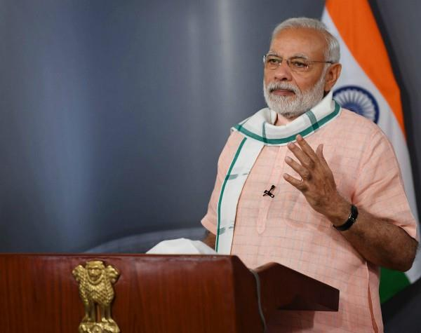 pm modi declared compensation for gujarat madhya pradesh rajasthan