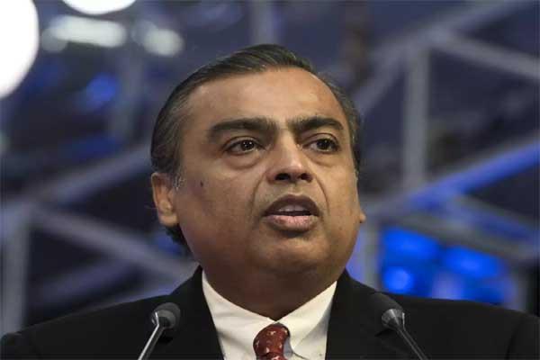 saudi aram will buy big stake in ril buy 25 stake in refining business
