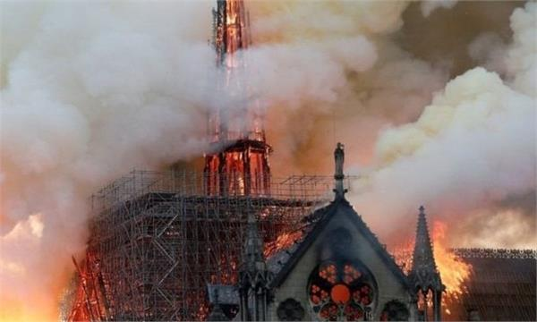 notre dame cathedral s fire damage in photos
