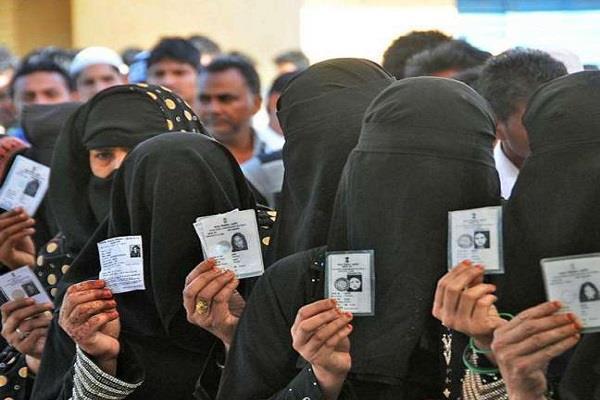 muslim voter neglect in rajastha