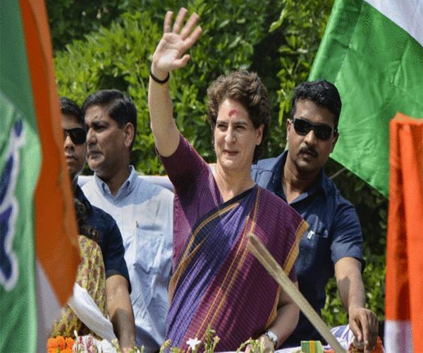 lok sabha elections 2019 priyanka gandhi takes care of amethi