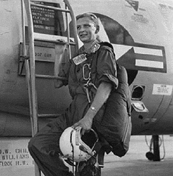 jerry cobbs first american woman to pass the test in space