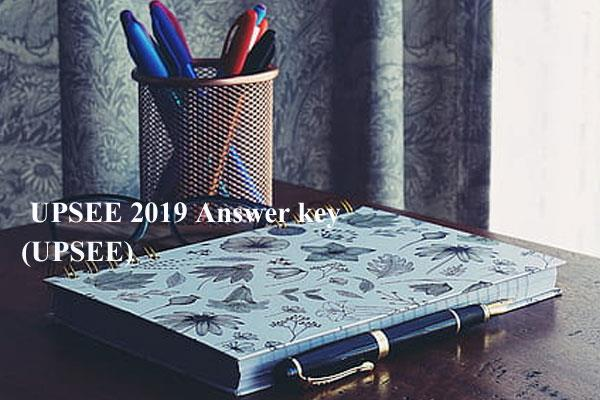 upsee 2019 answer key released for all papers