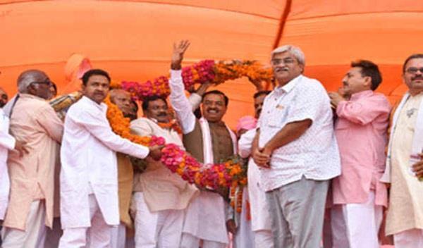 bjp will win up 80 seats keshav prasad maurya