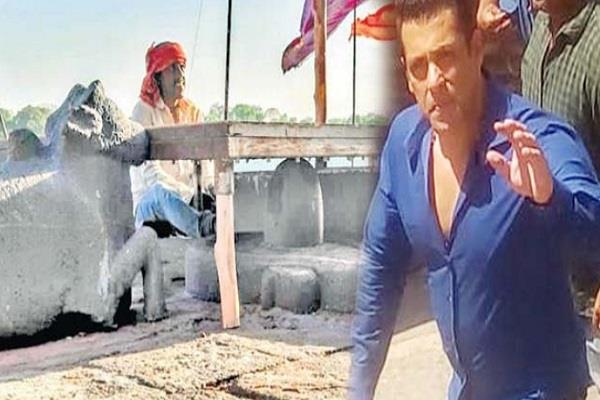 the controversy over the shooting of dabangg 3