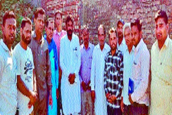 mayawati raised voice of dalit and backward naib saini