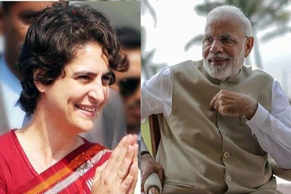 varanasi priyanka gandhi will not fight against prime minister modi