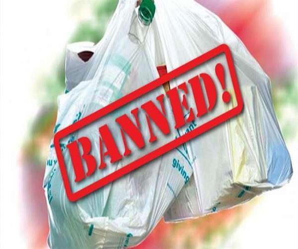 full restriction on the use of polythene in kullu