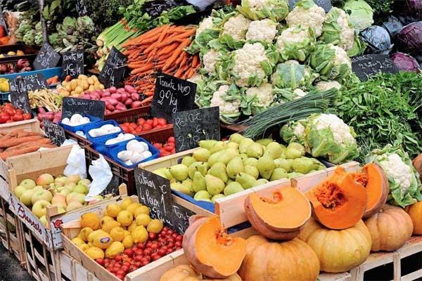 food inflation at the lower level of 27 years