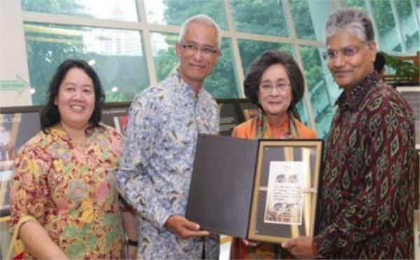 indonesia releases special stamp on theme of ramayana