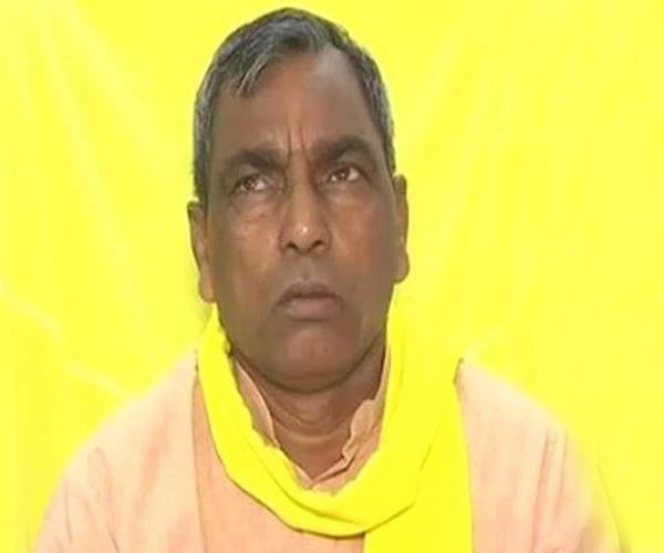 former minister omprakash rajbhar received death threats