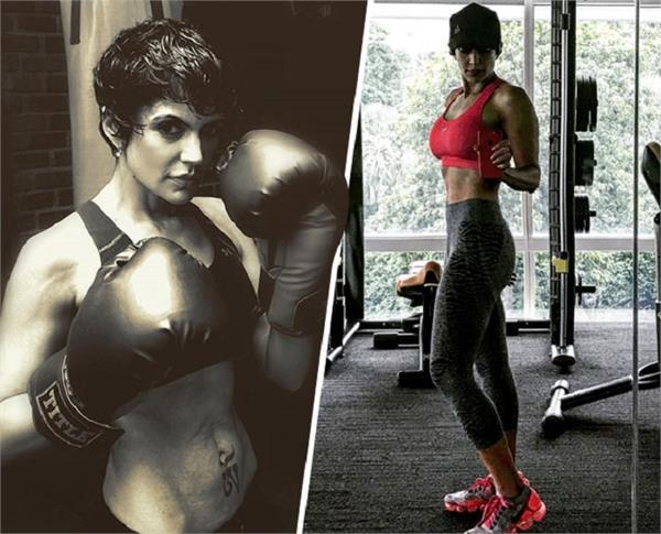 47 की उम्र में भी 25 की दिखती हैं मंदिरा बेदी, सबसे हटके है Workout रुटीन