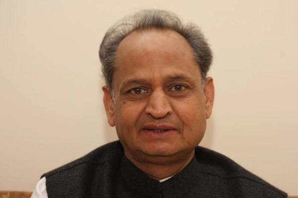 lok sabha elections election commission rajasthan ashok gehlot