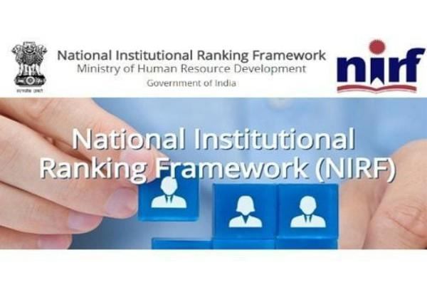 nirf ranking 2019  mhrd nirf president ramnath kovind best college