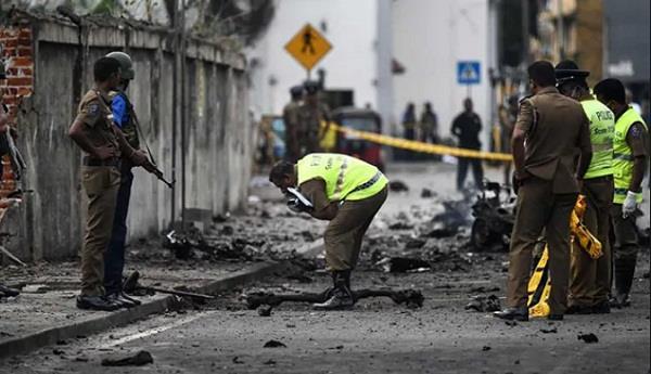 sri lanka blast death toll rises to 310 40 suspects arrested