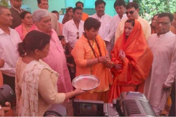 pragya thakur withdrew his nomination will not contest elections