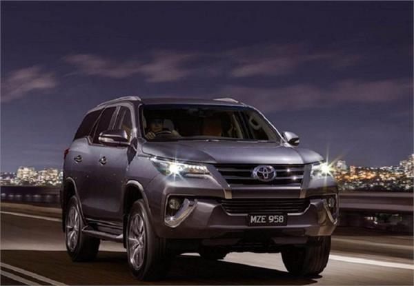 2019 toyota fortuner launched in india will feature this special feature