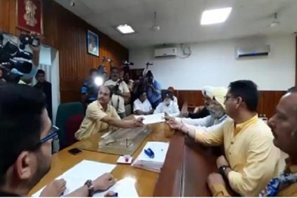 jalandhar aap candidate justice zora singh