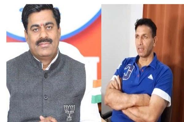 jitu patwari bjp mla told to make a comment on the manifesto