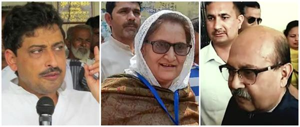lok sabha elections 2019 amar singh including these veterans voted