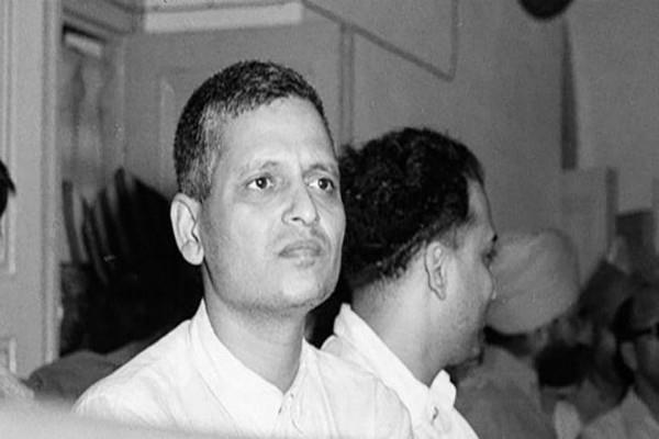 if godse was alive bjp would stand him also in the election congress