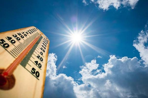 heat showers in mp the possibility of running in these cities
